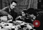Image of bread supplied to Italian citizens in World War 2 Italy, 1944, second 41 stock footage video 65675071256
