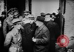 Image of ruins Berlin Germany, 1944, second 25 stock footage video 65675071259