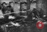 Image of ruins Berlin Germany, 1944, second 29 stock footage video 65675071259
