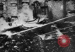 Image of ruins Berlin Germany, 1944, second 32 stock footage video 65675071259