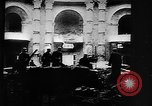 Image of ruins Berlin Germany, 1944, second 33 stock footage video 65675071259