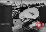 Image of ruins Berlin Germany, 1944, second 39 stock footage video 65675071259