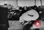 Image of ruins Berlin Germany, 1944, second 41 stock footage video 65675071259