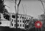 Image of ruins Berlin Germany, 1944, second 42 stock footage video 65675071259