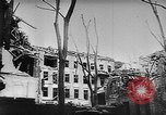Image of ruins Berlin Germany, 1944, second 43 stock footage video 65675071259