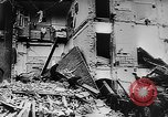 Image of ruins Berlin Germany, 1944, second 46 stock footage video 65675071259