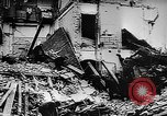 Image of ruins Berlin Germany, 1944, second 48 stock footage video 65675071259
