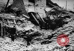 Image of ruins Berlin Germany, 1944, second 52 stock footage video 65675071259