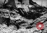 Image of ruins Berlin Germany, 1944, second 53 stock footage video 65675071259