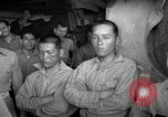 Image of Japanese prisoners Pacific Ocean, 1945, second 43 stock footage video 65675071266
