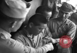 Image of Japanese prisoners Pacific Ocean, 1945, second 46 stock footage video 65675071266