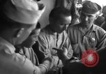 Image of Japanese prisoners Pacific Ocean, 1945, second 47 stock footage video 65675071266