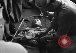 Image of Japanese prisoners Pacific Ocean, 1945, second 56 stock footage video 65675071266