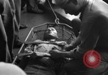 Image of Japanese prisoners Pacific Ocean, 1945, second 59 stock footage video 65675071266