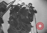 Image of troops ships India, 1942, second 22 stock footage video 65675071271