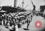 Image of troops ships India, 1942, second 26 stock footage video 65675071271