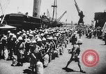 Image of troops ships India, 1942, second 27 stock footage video 65675071271