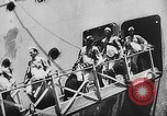 Image of troops ships India, 1942, second 58 stock footage video 65675071271