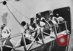 Image of troops ships India, 1942, second 59 stock footage video 65675071271