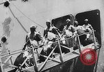 Image of troops ships India, 1942, second 60 stock footage video 65675071271