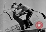 Image of Aircraft Carrier USS Enterprise Pacific Ocean, 1941, second 14 stock footage video 65675071274