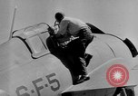 Image of Aircraft Carrier USS Enterprise Pacific Ocean, 1941, second 15 stock footage video 65675071274