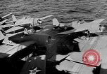 Image of Aircraft Carrier USS Enterprise Pacific Ocean, 1941, second 23 stock footage video 65675071274
