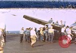 Image of Japanese plane crash Pacific Ocean, 1944, second 1 stock footage video 65675071277
