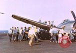 Image of Japanese plane crash Pacific Ocean, 1944, second 2 stock footage video 65675071277