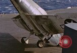 Image of Japanese plane crash Pacific Ocean, 1944, second 8 stock footage video 65675071277