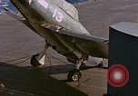 Image of Japanese plane crash Pacific Ocean, 1944, second 9 stock footage video 65675071277