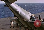 Image of Japanese plane crash Pacific Ocean, 1944, second 16 stock footage video 65675071277