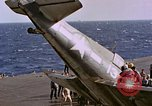 Image of Japanese plane crash Pacific Ocean, 1944, second 17 stock footage video 65675071277