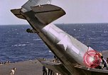 Image of Japanese plane crash Pacific Ocean, 1944, second 18 stock footage video 65675071277
