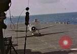 Image of Japanese plane crash Pacific Ocean, 1944, second 59 stock footage video 65675071277