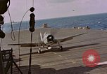 Image of Japanese plane crash Pacific Ocean, 1944, second 61 stock footage video 65675071277
