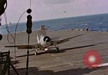 Image of Japanese plane crash Pacific Ocean, 1944, second 62 stock footage video 65675071277