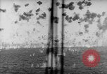 Image of Japanese air attack Pacific Ocean, 1945, second 43 stock footage video 65675071295