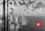 Image of Japanese air attack Pacific Ocean, 1945, second 47 stock footage video 65675071295