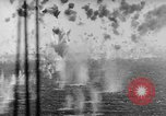 Image of Japanese air attack Pacific Ocean, 1945, second 48 stock footage video 65675071295