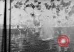 Image of Japanese air attack Pacific Ocean, 1945, second 50 stock footage video 65675071295