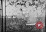 Image of Japanese air attack Pacific Ocean, 1945, second 51 stock footage video 65675071295