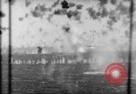 Image of Japanese air attack Pacific Ocean, 1945, second 52 stock footage video 65675071295