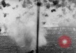 Image of Japanese air attack Pacific Ocean, 1945, second 59 stock footage video 65675071295