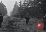 Image of United States 1st Division Belgium, 1944, second 38 stock footage video 65675071309