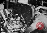 Image of Ford automobile plant expansion during depression Dearborn Michigan USA, 1932, second 52 stock footage video 65675071314
