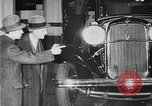 Image of Ford automobile plant expansion during depression Dearborn Michigan USA, 1932, second 58 stock footage video 65675071314