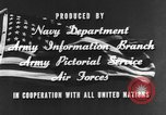 Image of American football match United States USA, 1945, second 13 stock footage video 65675071316