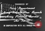 Image of American football match United States USA, 1945, second 15 stock footage video 65675071316