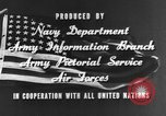 Image of American football match United States USA, 1945, second 17 stock footage video 65675071316